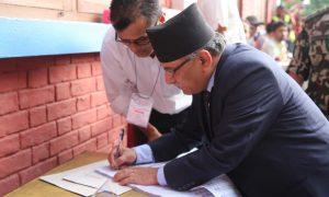 Prachanda-Voting-2