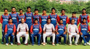 Nepal-U-19-Cricket-team