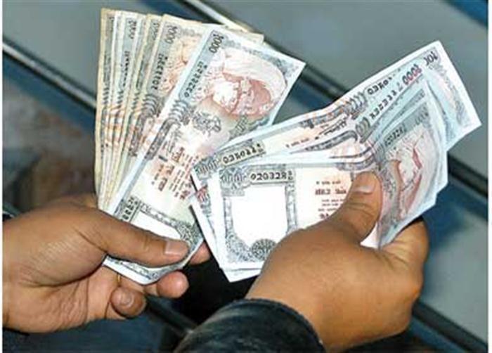 money-count