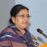 bidhya-bhandari-president