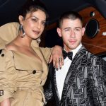 Celebrities leave the Carlyle Hotel to attend the Met Gala  Featuring: Priyanka Chopra, Nick Jonas Where: New York, United States When: 01 May 2017 Credit: LK/WENN